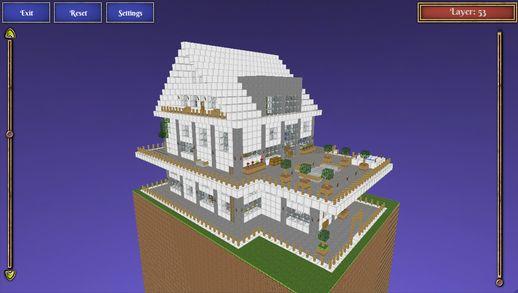 マインクラフトでは、PS3でもその他のハードでも、 最初、サバイバルモードをする時には穴ぐらにベッドを作ったり、 村の家を間借りしたりして、